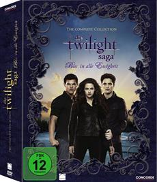 Feature | TWILIGHT THE COMPLETE COLLECTION 4 Fakten zur Film-Saga