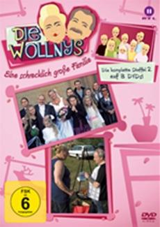 Die Wollnys – eine schrecklich große Familie!