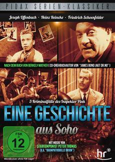 DVD-VÖ   Eine Geschichte aus Soho