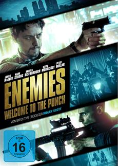 BD/DVD-VÖ   Enemies - Welcome to the Punch
