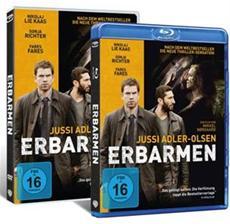 DVD/BD-VÖ | ERBARMEN - Jussi Adler-Olsen Bestseller-Verfilmung