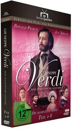 DVD-VÖ   Guiseppe Verdi - Eine italienische Legende