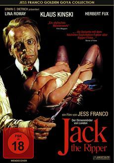 Zum Tode von Jess Franco - Ascot Elite Home Entertainment bringt JACK THE RIPPER - DER DIRNENMÖRDER VON LONDON