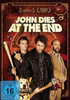 JOHN DIES AT THE END auf DVD, Blu-ray Disc und Collectors Edition Mediabook