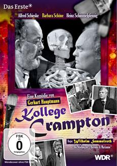 "DVD-VÖ| Der gelungenen Literaturverfilmung ""Kollege Crampton"" am 03.01.2014"