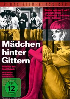 "DVD-VÖ | Veröffentlichung des Kultfilms ""Mädchen hinter Gittern"" am 24.03.2015"