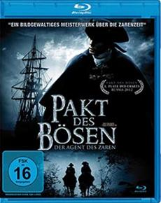 BD/DVD-VÖ | PAKT DES BÖSEN - DER AGENT DES ZAREN