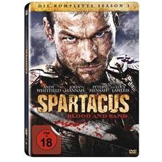 """MyVideo zeigt mit """"Spartacus: Vengeance"""" die zweite Staffel der Erfolgsserie vorab im Internet"""