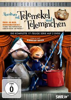 DVD-VÖ | Kultserie Telemekel und Teleminchen