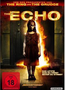DVD-VÖ | THE ECHO - atmosphärischer Horrorschocker - ab 10.01. auf DVD und BD