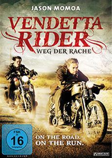 DVD/BD-VÖ | VENDETTA RIDER - WEG DER RACHE