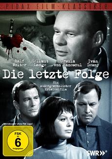 """DVD-Veröffentlichung der Kultfilms """"Die letzte Folge"""" am 02.03.2012"""
