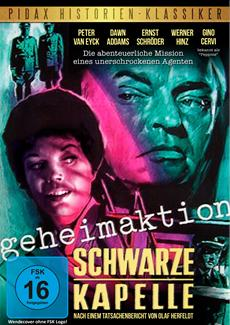 "DVD-Veröffentlichung des Klassikers ""Geheimaktion schwarze Kapelle"" am 12.12.2014"