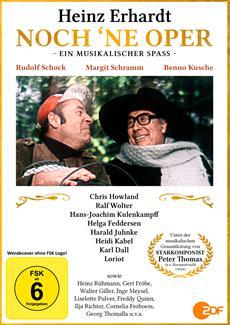 """DVD-Veröffentlichung von """"Heinz Erhardt: Noch 'ne Oper"""" am 10.05.2013"""