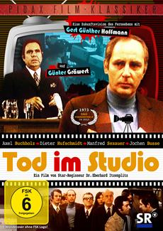 "DVD-VÖ | des Krimninalfilms ""Tod im Studio"" am 03.05.2013"
