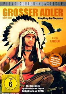 "DVD-VÖ: ""Großer Adler, Häuptling der Cheyenne"" am 15.06.2012"
