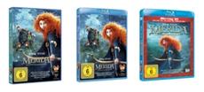 DVD-VÖ | MERIDA – LEGENDE DER HIGHLANDS