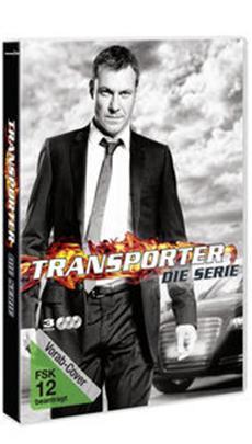 DVD-VÖ   TRANSPORTER – DIE SERIE ab 21. Dezember auf DVD und Blu-ray erhältlich!