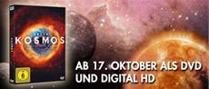 DVD-VÖ   Unser Kosmos - Die Reise geht weiter