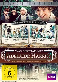 DVD-VÖ | Was geschah mit Adelaide Harris?