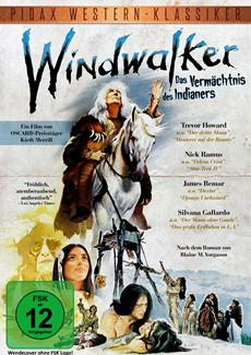 "DVD-VÖ | Westernklassiker ""Windwalker - Das Vermächtnis des Indianers"" erscheint am 12.07.2013"