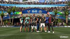EA SPORTS FIFA 21 kündigt neue Kleidungs-Drops und Talents in VOLTA FOOTBALL an - auch Anthony Joshua und Diplo sind dabei