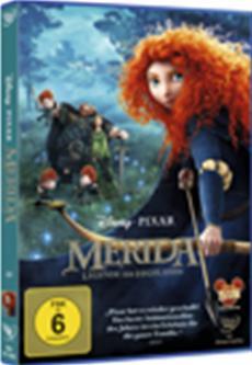 Einfach guid*! MERIDA - LEGENDE DER HIGHLANDS auf DVD, Blu-ray, Blu-ray 3D und Video on Demand