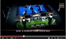 Ender´s Game LASERTAG CHALLENGE auf der gamescom 2013 in Köln
