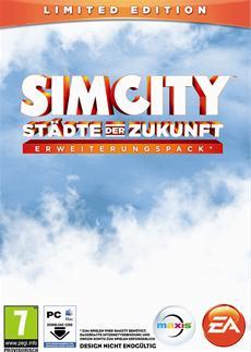 Erweiterungspack SimCity Städte der Zukunft erscheint am 14. November