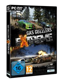 Explosives Combat-Racing! Gas Guzzlers Extreme ab 18. Oktober für Windows PC und Linux