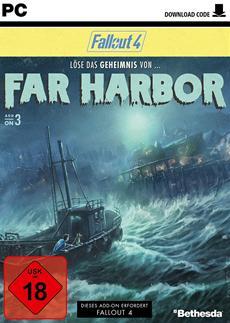Fallout 4: Far Harbor jetzt erhältlich!
