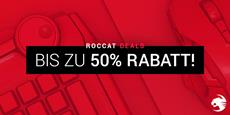 Fantastische ROCCAT Deals bis zum 26. November