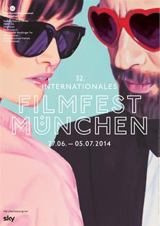 """Filme auf dem diesjährigen """"Filmfest München 2014"""""""
