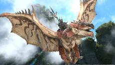 Final Fantasy XIV | Die Jagd auf Rathalos beginnt am 7. August