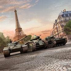 Französische Panzer ergänzen die World of Tanks: Xbox 360 Edition