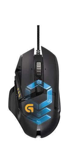 Neue G502 Proteus Spectrum Gaming-Maus