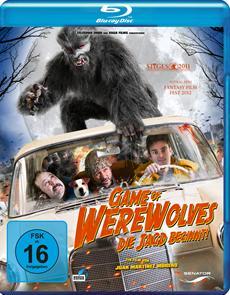 Review (Blu-Ray): GAME OF WEREWOLVES – Die Jagd beginnt!