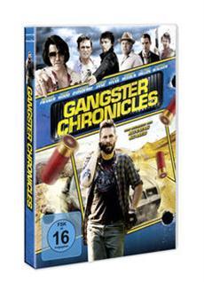 GANGSTER CHRONICLES // Ab 29. August 2014 als DVD, Blu-ray und VoD!