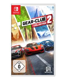 Gear.Club Unlimited 2: Alle Fahrzeuge und neue Screenshots des Switch-exklusiven Rennspiels enthüllt
