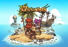 Get Stranded with The Survivalists, launching on 9th October!
