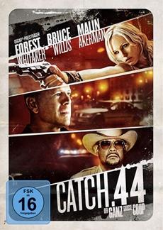 Gewinnspiel: Catch 44 - Der ganz große Coup