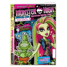 Gewinnspiel: Monster High