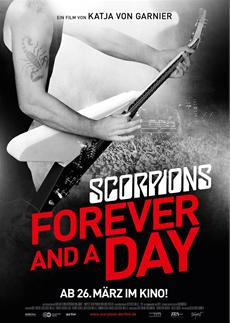 Gewinnspiel | SCORPIONS - FOREVER AND A DAY