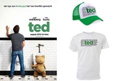 Gewinnspiel: TED