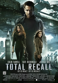 Gewinnspiel: Total Recall