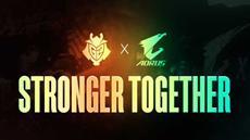 GIGABYTE AORUS und G2 Esports erneuern ihre Partnerschaft das vierte Jahr in Folge