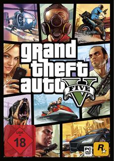 Grand Theft Auto V ist ab sofort für PC erhältlich