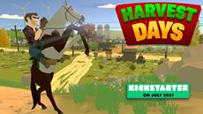 Harvest Days is AVAILABLE NOW on Steam