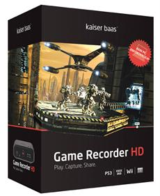 Gewinnspiel | Kaiser Baas Game Recorder