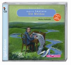 """Hörspiel """"Bedrich Smetana - Die Moldau"""" von Markus Vanhoefer mit dem Kinder-Medien-Preis """"Der weiße Elefant"""" 2013 ausgezeichnet"""